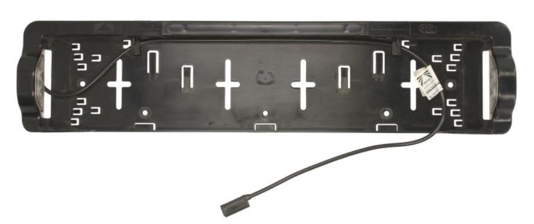 Pannello / supporto pannello targa 36-3764-017 Aspock — Solo ricambi nuovi