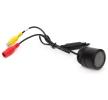 01572/30502 Bakkamera 12V, sort, med LED fra AMiO til lave priser - køb nu!