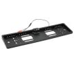 01016/30957 Bakkamera 12V, sort, med LED, vandtæt, bag fra AMiO til lave priser - køb nu!