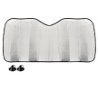 71051/01531 Protector de parabrisas PE (polietileno), Long.: 130cm, Ancho: 60cm de AMiO a precios bajos - ¡compre ahora!
