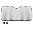 71051/01531 Voorruitafdekking PE (Polyethyleen), Lengte: 130cm, Breedte: 60cm van AMiO tegen lage prijzen – nu kopen!