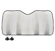 71053/01533 Protector de parabrisas PE (polietileno), Long.: 150cm, Ancho: 80cm de AMiO a precios bajos - ¡compre ahora!