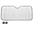 71055/01535 Protetor de pára-brisa PE (polietileno), Comprimento: 145cm, Largura: 70cm de AMiO a preços baixos - compre agora!