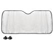 71056/01536 Protetor de pára-brisa PE (polietileno), Comprimento: 130cm, Largura: 60cm de AMiO a preços baixos - compre agora!