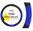 71069/01359 Capa proteção de volante Ø: 37-39cm, PP (polipropileno), preto, azul de AMiO a preços baixos - compre agora!