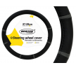 71071/01361 Capa do volante Ø: 37-39cm, PP (polipropileno), preto, cinzento de AMiO a preços baixos - compre agora!