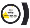 AMiO 71074/01364 Lenkradschutz Ø: 35-37cm, Eco-Leder, schwarz reduzierte Preise - Jetzt bestellen!