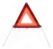 01400/71233 Triangle présignalisation L'ensemble contient: Triangle d\'avertissement AMiO à petits prix à acheter dès maintenant !