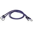 71198/01147 Мрежа за багаж син, червен, дължина: 80см от AMiO на ниски цени - купи сега!