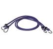 71202/01151 Filet de coffre à bagages bleu, rouge, Longueur: 200cm AMiO à petits prix à acheter dès maintenant !