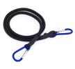 AMiO 71203/01152 Gepäckraumnetze schwarz, Länge: 100cm niedrige Preise - Jetzt kaufen!