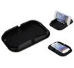 01044/71212 Antislip-dashboardmatjes Zwart, Silicoon van AMiO aan lage prijzen – bestel nu!