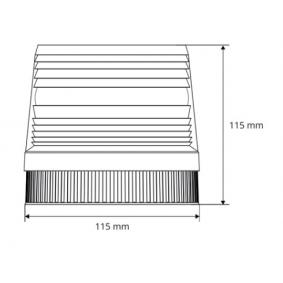 7168701277 Proiettore rotante AMiO 71687/01277 - Prezzo ridotto