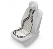 01124/71763 Seat cover beaded, Front, Beige from AMiO at low prices - buy now!