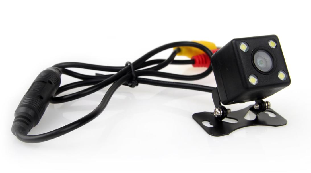 01015 AMiO HD-315-LED 12V, schwarz, mit LED, ohne Sensor Rückfahrkamera, Einparkhilfe 01015 günstig kaufen