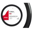 01695 Copri volante nero, Ø: 37-39cm, Finta pelle del marchio AMiO a prezzi ridotti: li acquisti adesso!
