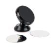 02054 Support pour téléphone portable magnétique, Matière plastique AMiO à petits prix à acheter dès maintenant !