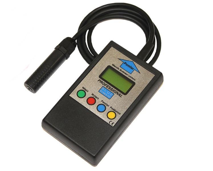 P-10-S-AL BLUE TECHNOLOGY P-10-S-AL 0-1100µm Schichtdickenmessgerät P-10-S-AL günstig kaufen