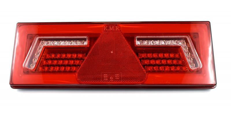 Pirkti L1860 KAMAR galinis, dešinė, LED, su kabeliu lęšių spalva: raudona Kombinuotas galinis žibintas L1860 nebrangu