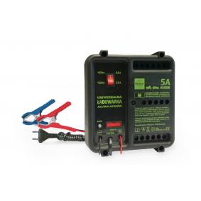 K5514 KUKLA Batterikapacitet till: 60(12V)Ah, med mätklocka Inspänning: 230V Batteriladdare K5514 köp lågt pris