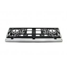 Comprare 71450/01163 UTAL argento Supporti per targhe auto 71450/01163 poco costoso