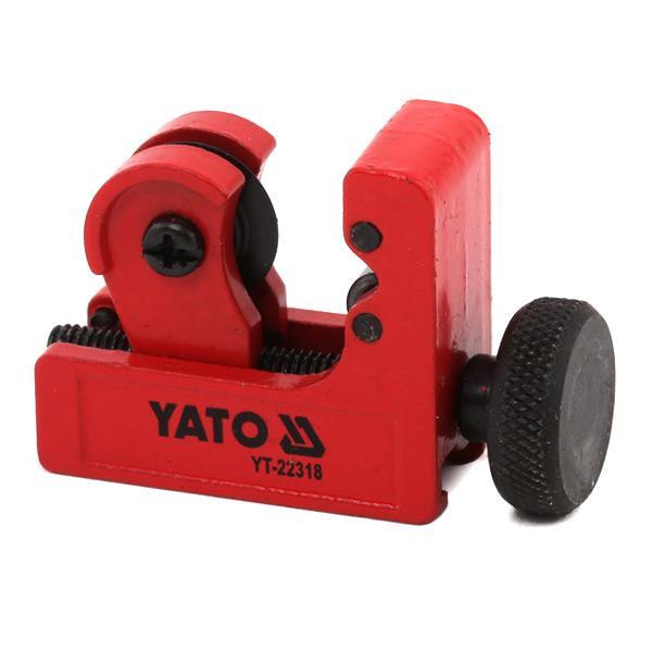 YT-22318 Rohrschneider YATO Erfahrung