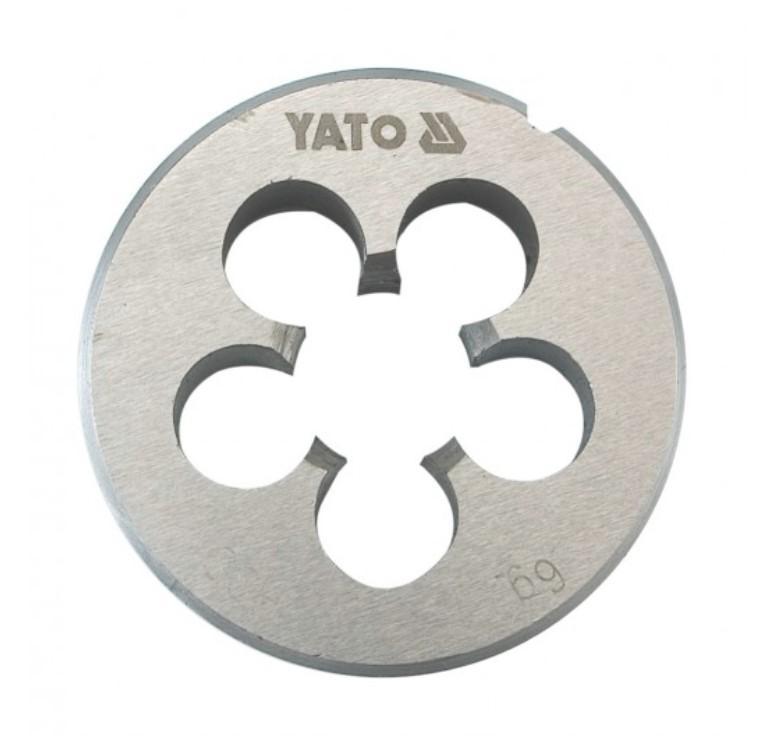 YT-2961 YATO Gewindesteigung: 0.7mm, Gewindemaß: M5 Schneideisen YT-2961 kaufen