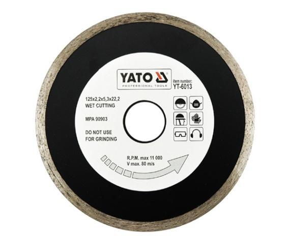 YT-6013 YATO Trennscheibe, Winkelschleifer YT-6013 günstig kaufen