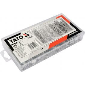 YT-06883 Fjädersprint, hjulbult YATO - Billiga märkesvaror