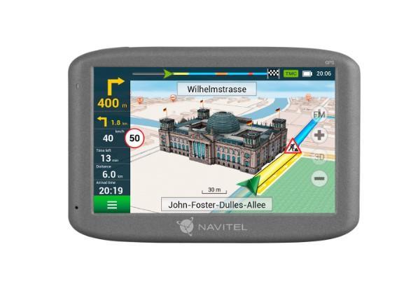 NAVE200T Navigatiesysteem NAVITEL - Bespaar met uitgebreide promoties
