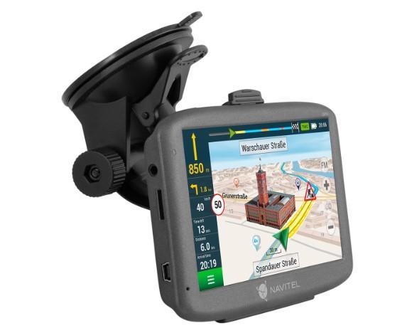 NAVE200T Navigationssystem NAVITEL Test