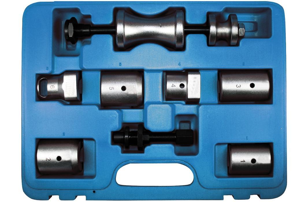 10122L SW-Stahl Kunststoffkoffer, Anzahl Werkzeuge: 8 Abziehersatz, Wischarm 10122L günstig kaufen