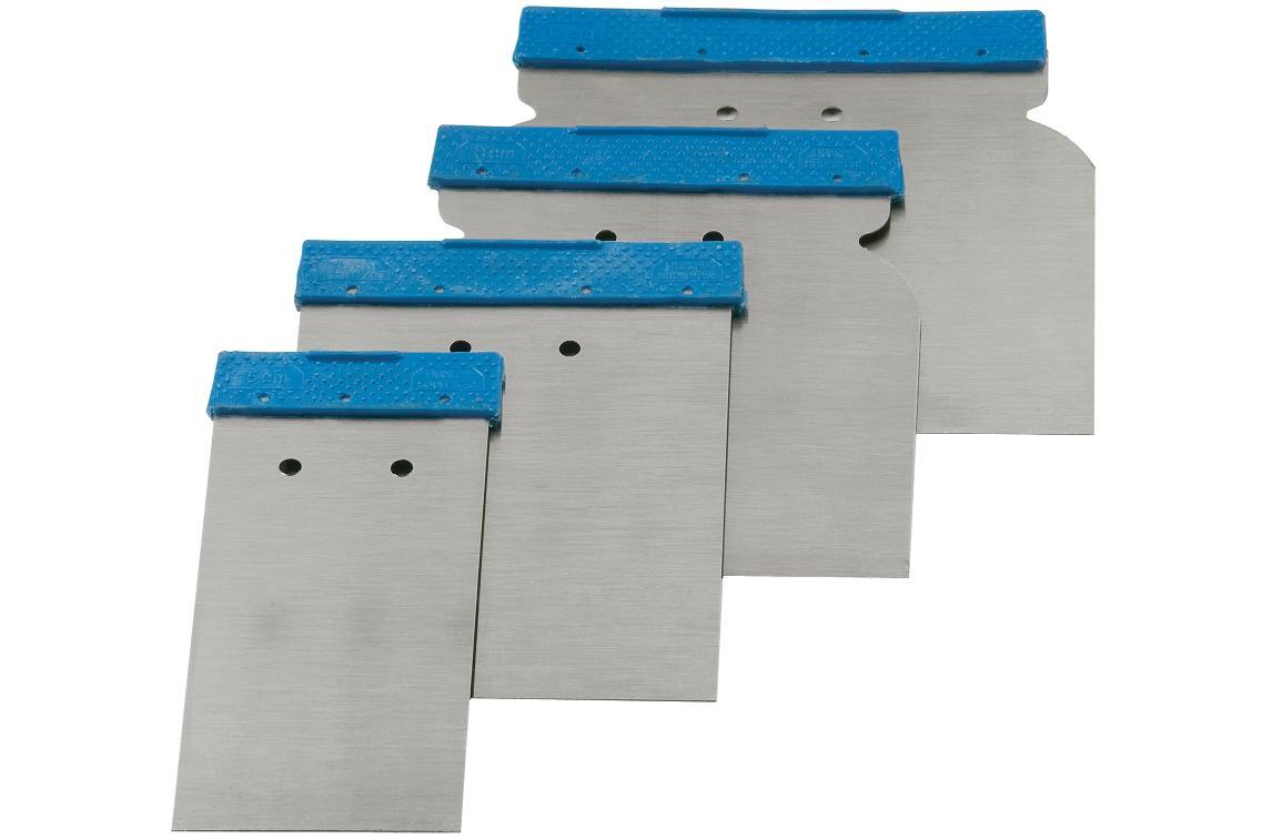 Køb 91301SB SW-Stahl Breite: 100, 120, 50, 80mm, Anzahl Werkzeuge: 4 Spartel 91301SB billige