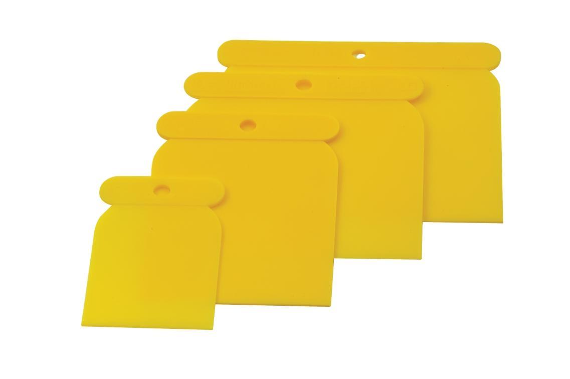 Køb 91302L SW-Stahl Breite: 100, 120, 50, 80mm, Anzahl Werkzeuge: 4 Spartel 91302L billige