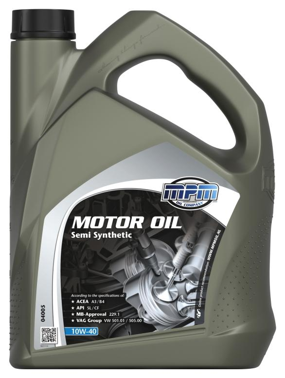 Motorenöl MPM 04005