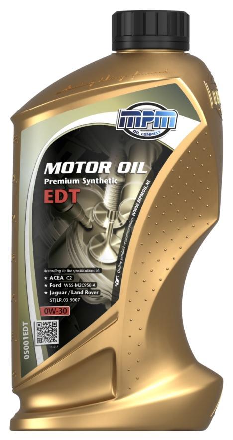 Motorenöl MPM 05001EDT