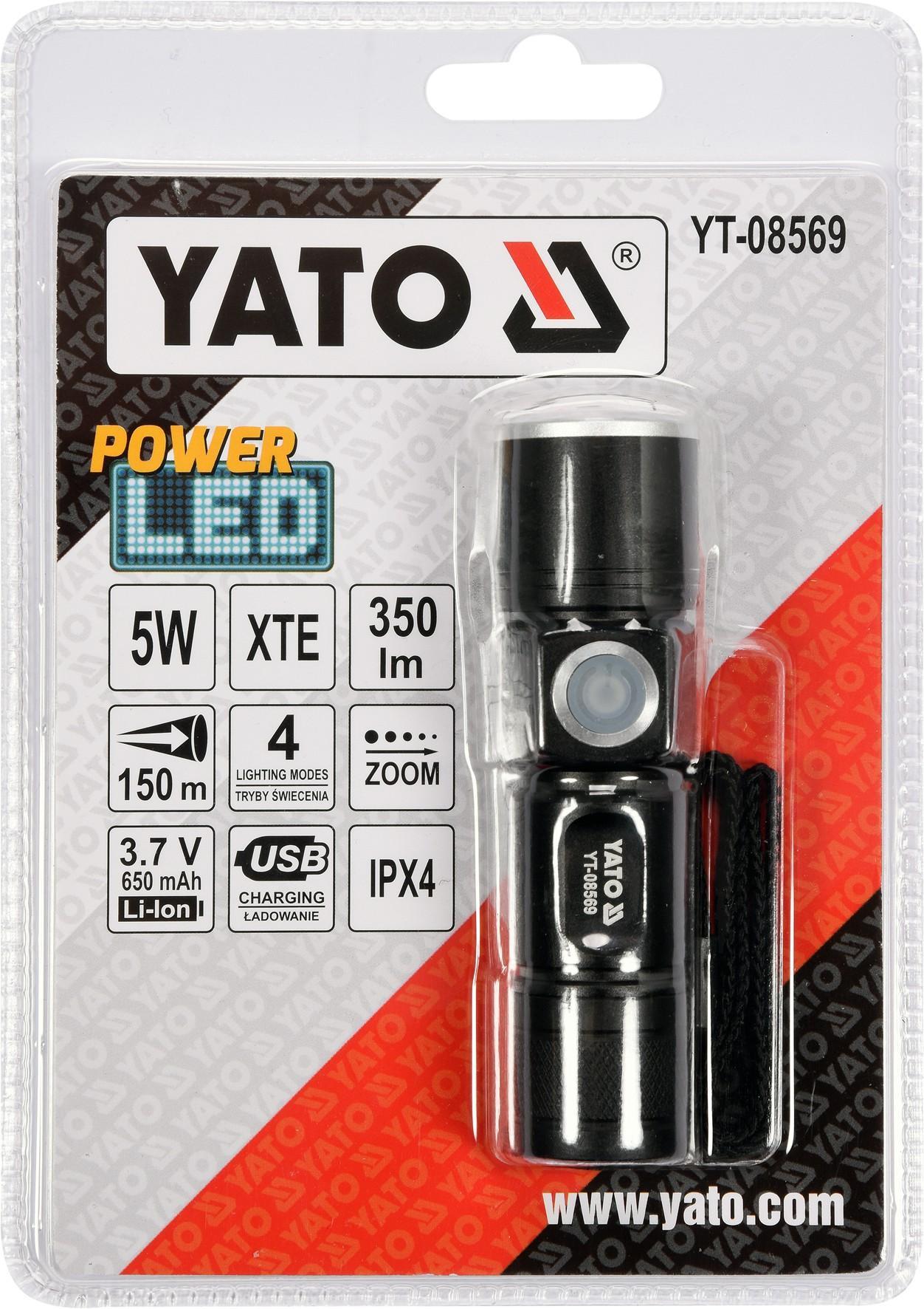 YT08569 Werkstattlampe YATO YT-08569 - Große Auswahl - stark reduziert