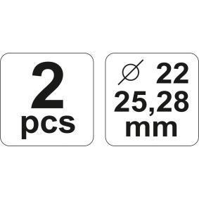 YT-2182 YATO Ø: 25mm, Ø: 22mm, Ø: 28mm Bördelgerät YT-2182 kaufen