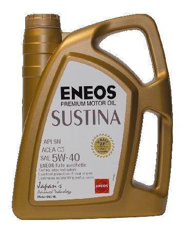 Motoröl ENEOS 63580577