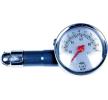82610 Манометри за гуми обхват за измерване от: 0.5бар, 7.5бар, с измервателен часовник, пневматичен от VOREL на ниски цени - купи сега!