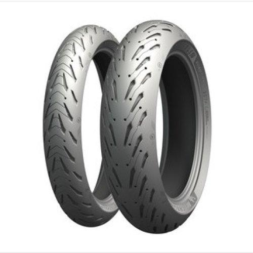 Michelin ROAD5GT 120/70 R17 Sommerdæk til MC