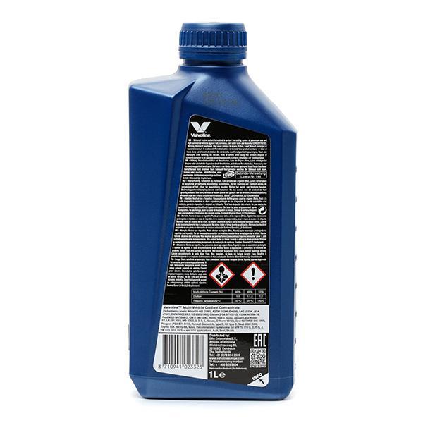 874738 Kühlerfrostschutzmittel Valvoline - Markenprodukte billig