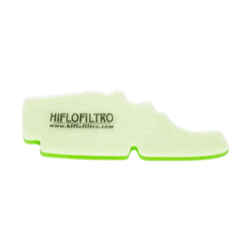 HifloFiltro Vzduchový filtr Filtr s dlouholetou zárukou, výkonný HFA5202DS PIAGGIO