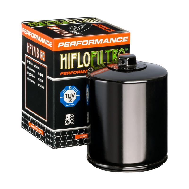 HifloFiltro Filtr oleju Filtr przykręcany HF171BRC HARLEY-DAVIDSON