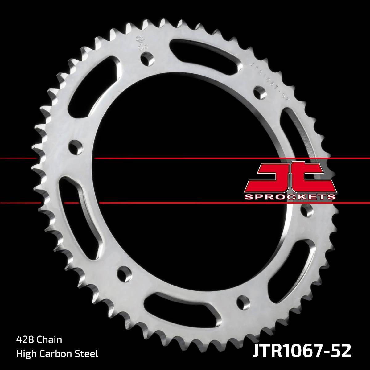 Koło łańcuchowe (zębatka) JTR1067.52 w niskiej cenie — kupić teraz!