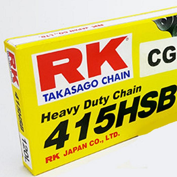 RK HSB Łańcuch 415HSB-102 HARLEY-DAVIDSON