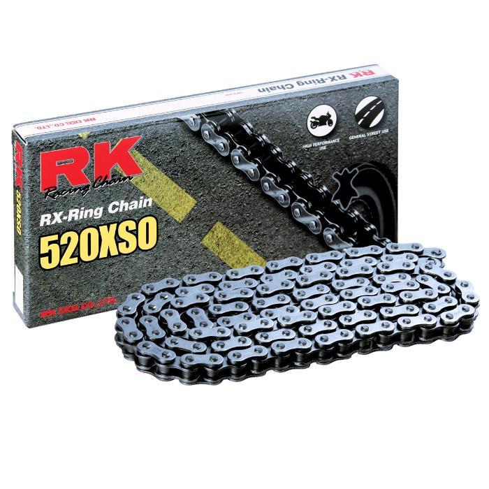 RK XSO Łańcuch 520XSO-112 SUZUKI