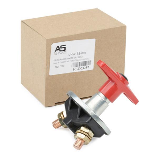 Interrupteur principal, batterie UNW-BS-001 à bas prix — achetez maintenant !