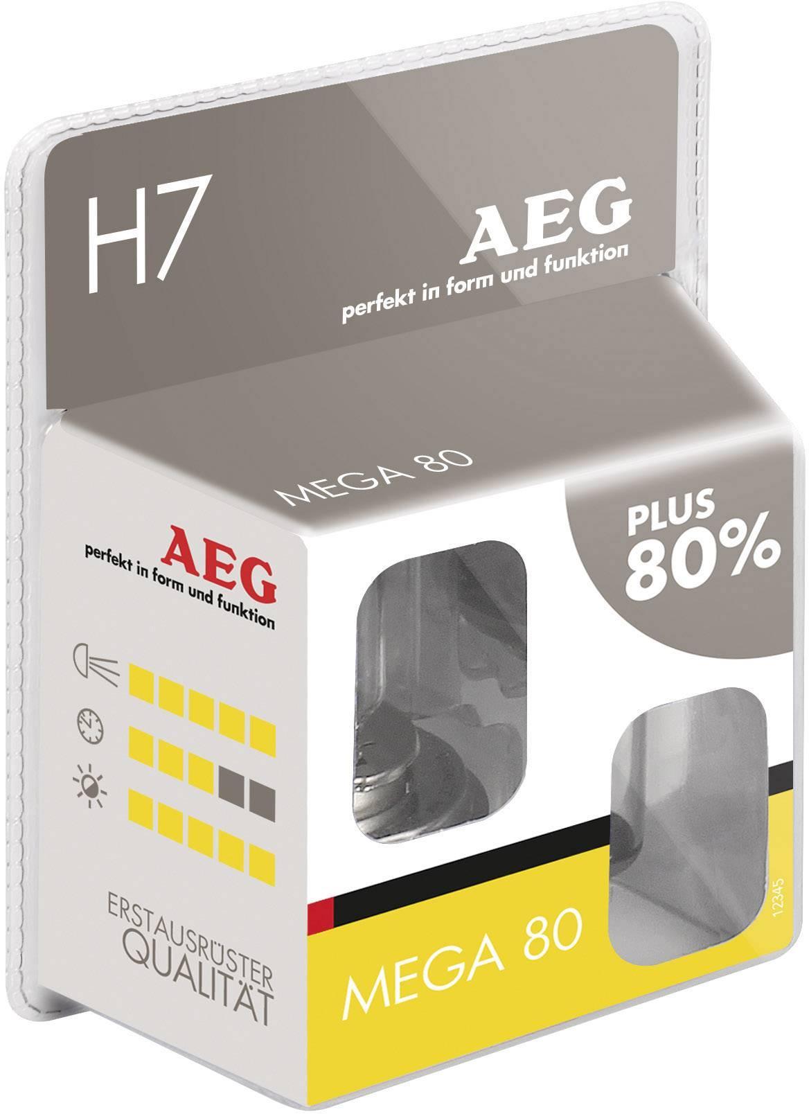 97267 AEG Glühlampe, Fernscheinwerfer für MAN online bestellen