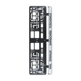 93-002 Kennzeichenhalter VIRAGE - Markenprodukte billig